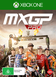 MXGP Pro for Xbox One