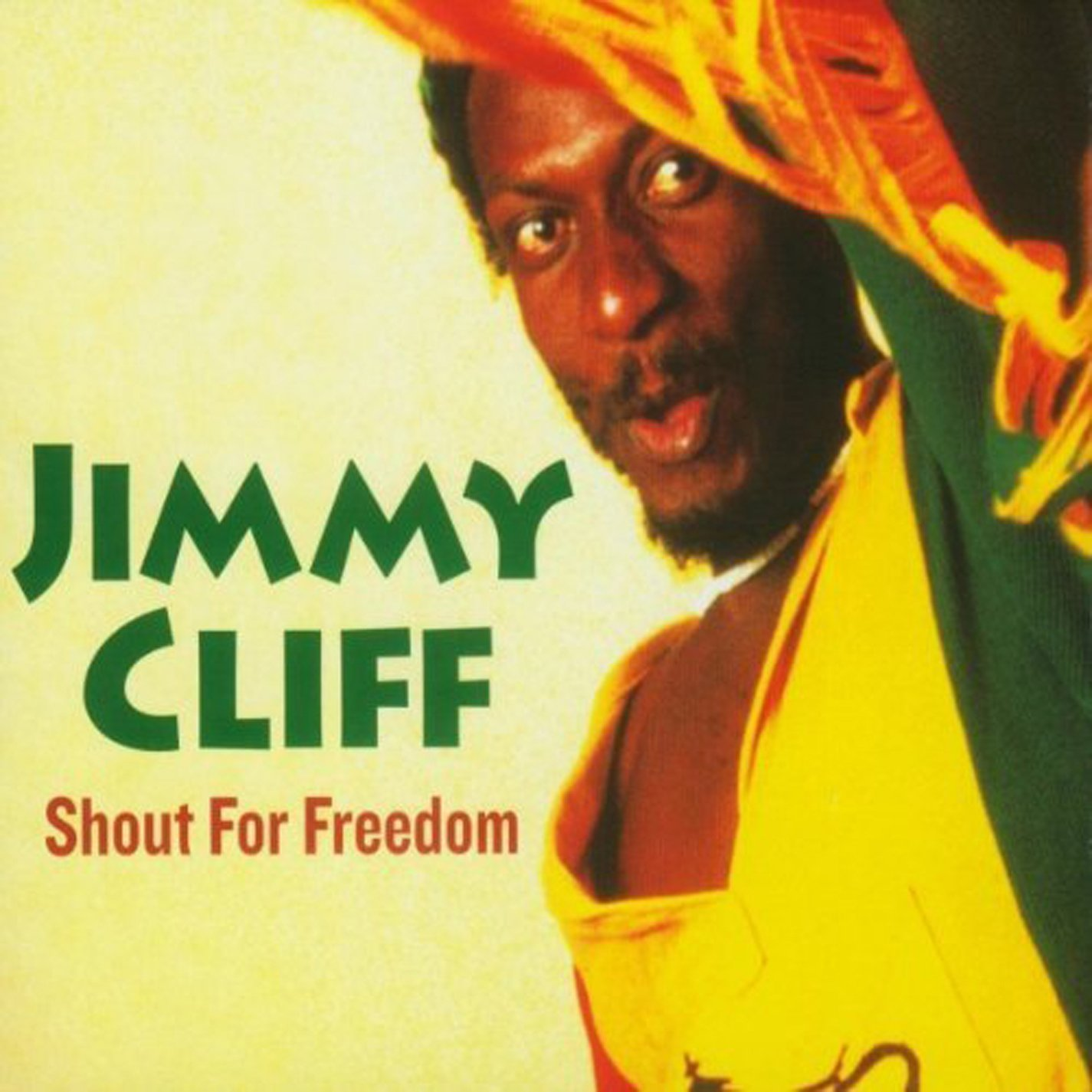 Shout For Freedom by Jimmy Cliff image