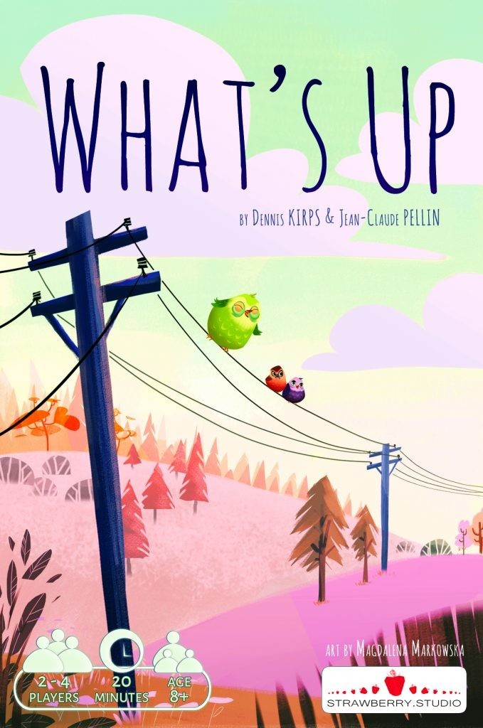 What's Up - Card Game image