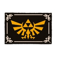 Legend Of Zelda - Triforce Door Mat