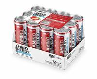 Optimum Nutrition Amino Energy Sparkling RTD - Strawberry (12x355ml)