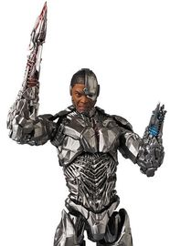 Justice League: Cyborg - Mafex Action Figure