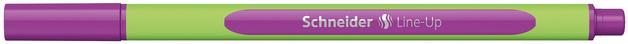 Schneider: Fineliner Line-Up 0.4mm - Electric Purple