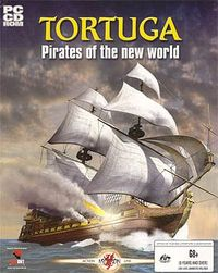 Tortuga: Pirates of the New World (Jewel case packaging) for PC Games image