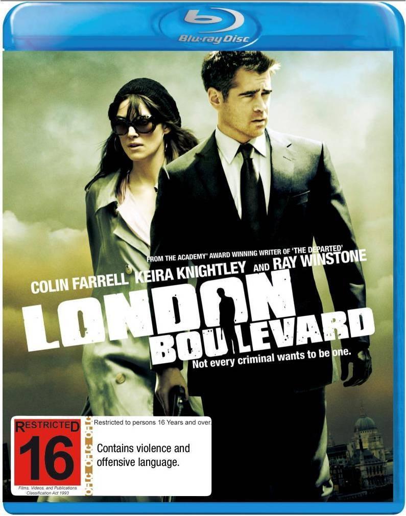 London Boulevard on Blu-ray image