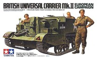 Tamiya British Universal Carrier MkII 1/35 Model Kit