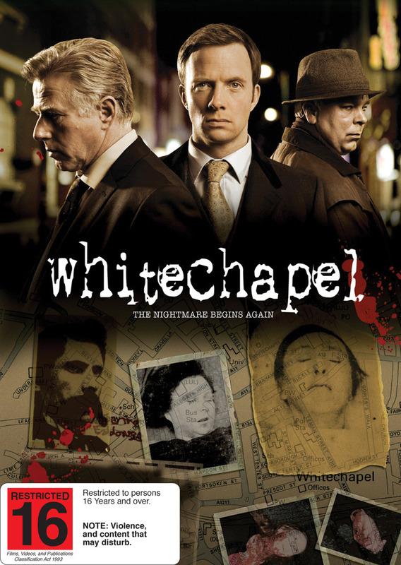 Whitechapel on DVD