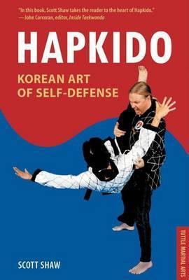 Hapkido by Scott Shaw