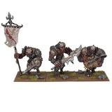 Kings of War Ogre Command Group