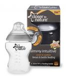 Closer to Nature PP Feeding Bottle (260ml) - Single
