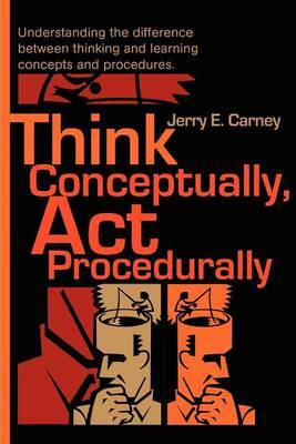 Think Conceptually, ACT Procedurally image