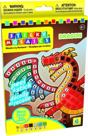 Sticky Mosaics: Singles Kit - Dragon