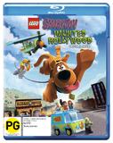 Lego Scooby Doo! Haunted Hollywood on Blu-ray