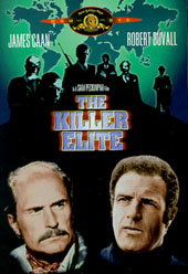 The Killer Elite on DVD