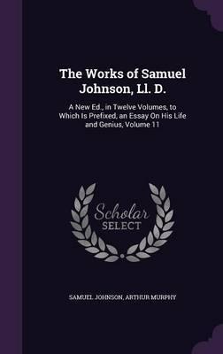 The Works of Samuel Johnson, LL. D. by Samuel Johnson image