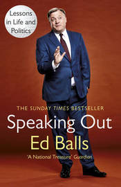 Speaking Out by Ed Balls image