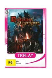 Dracula Love Kills (TK play) for PC