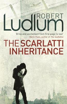The Scarlatti Inheritance by Robert Ludlum image