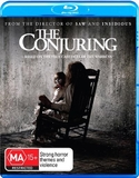 The Conjuring on Blu-ray
