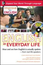 Improve Your English: English in Everyday Life by Cecil Lucas