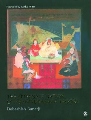 The Alternate Nation of Abanindranath Tagore by Debashish Banerji image