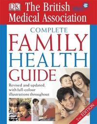 BMA Complete Family Health Guide image