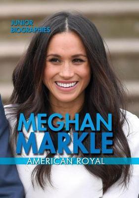 Meghan Markle: American Royal by Elizabeth Krajnik image