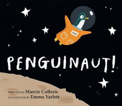 Penguinaut by Marcie Colleen image