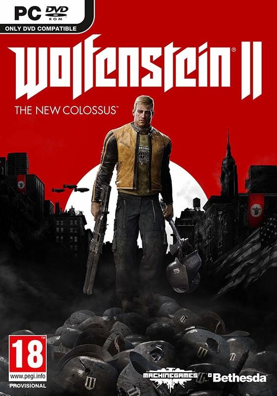 Wolfenstein II: The New Colossus for PC Games