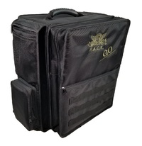 P.A.C.K. Go 2.0 with Magna Rack Load Out (Black)