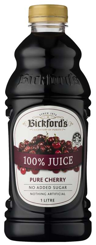 Bickfords: Premium Juice - 100% Pure Cherry (1L)