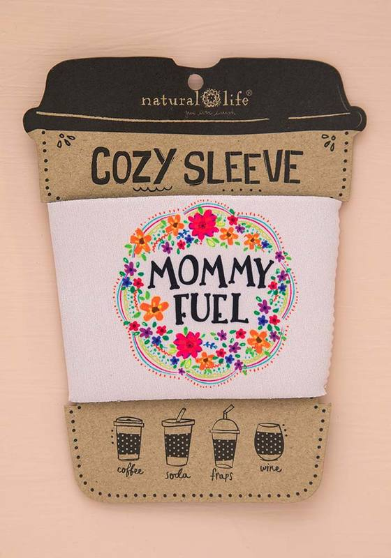 Natural Life: Cozy Sleeve - Mommy Fuel