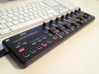 Korg NanoKONTROL2 Slim-Line USB Control Surface (Black)