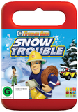 Fireman Sam: Snow Trouble DVD