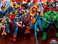 Marvel Heroes Wall Poster (42)