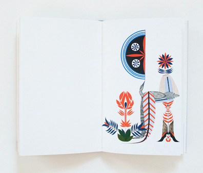 Floriography Journal by Clare Rojas image