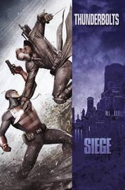 Siege: Thunderbolts by Jeff Parker