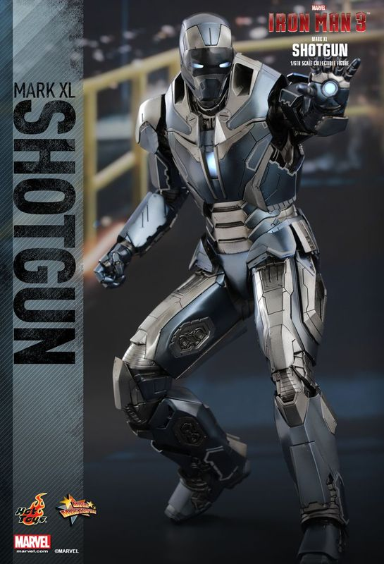 Iron Man 3 - Shotgun Mark XL 1:6 Scale Collectible Figure