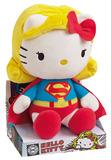 Hello Kitty - DC Comics: Superwoman Plush Figure