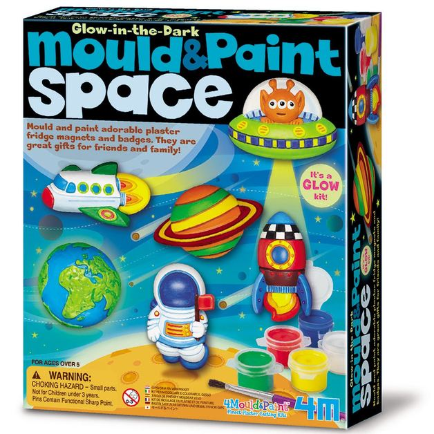 4M: Mould n Paint Glow Space