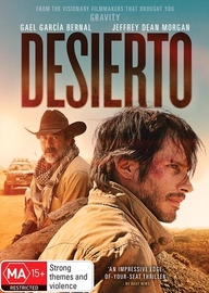 Desierto on DVD