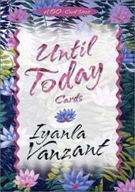 Until Today Cards by Iyanla Vanzant image