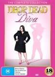 Drop Dead Diva - Complete Collection on DVD