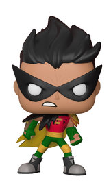 Teen Titans Go - Robin (Night Begins Ver.) Pop! Vinyl Figure