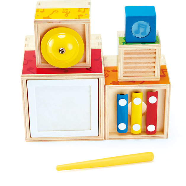 Hape: Stacking Music Set