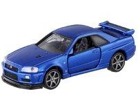 Tomica Premium: 11 Nissan Skyline GT-R V-SPEC II Nur