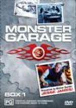 Monster Garage Season 1 Box 1 on DVD