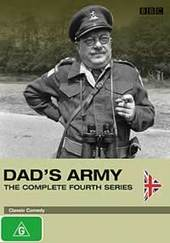 Dad's Army - The Complete 4th Series (2 Disc) on DVD