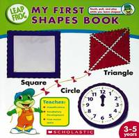 My First Shapes Book by Scholastic image