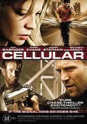 Cellular on DVD
